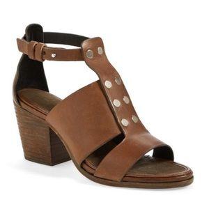 Rag & Bone Leather Charlie Studded Sandal